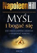 polish book : Myśl i bog... - Napoleon Hill