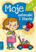 Moje szlac... - Lidia Szwabowska -  books in polish
