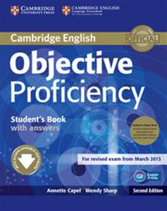 Picture of Objective Proficiency Student's Book with answers + 2CD