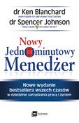 Nowy Jedno... - Ken Blanchard, Spencer Johnson -  books in polish