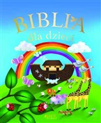 polish book : Biblia dla... - Juliet David, Jo Perry