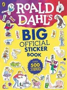 Picture of Roald Dahl's Big Official Sticker Book