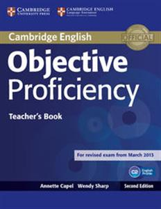 Picture of Objective Proficiency Teacher's Book