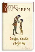 Ronja, cór... - Astrid Lindgren -  books in polish