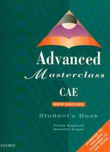 Picture of Adwanced Masterclass CAE Student's book