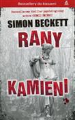 Rany kamie... - Simon Beckett -  Polish Bookstore