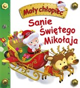 Sanie Świę... - Emilie Beaumont, Nathalie Belineau -  foreign books in polish