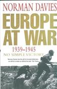 Europe at ... - Norman Davies -  books in polish
