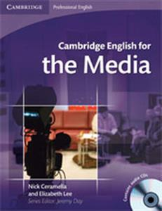 Obrazek Cambridge English for the Media + CD