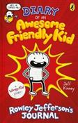 Diary of a... - Jeff Kinney -  foreign books in polish