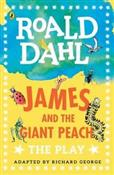 polish book : James and ... - Roald Dahl