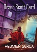 polish book : Płomień se... - Orson Scott Card