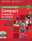 Compact Pr... - Sue Elliott, Amanda Thomas -  books in polish