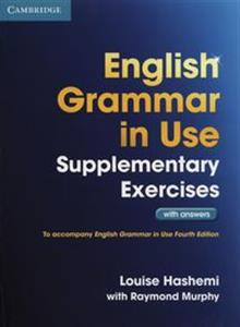 Picture of English Grammar in Use Supplementary Exercises with answers