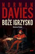 polish book : Boże igrzy... - Norman Davies
