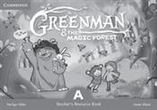 polish book : Greenman a... - Marilyn Miller, Karen Elliott