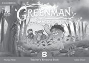 Greenman a... - Marilyn Miller, Karen Elliott -  foreign books in polish