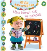 Liza bawi ... - Emilie Beaumont, Nathalie Belineau -  books in polish