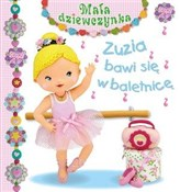 Zuzia bawi... - Emilie Beaumont, Nathalie Belineau -  foreign books in polish