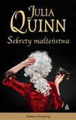 polish book : Sekrety ma... - Julia Quinn