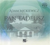 [Audiobook... - Adam Mickiewicz -  foreign books in polish
