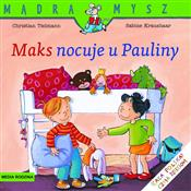 Maks nocuj... - Christian Tielman -  foreign books in polish