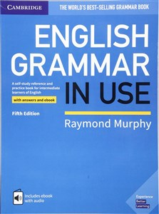 Obrazek English Grammar in Use with answers and ebook with audio