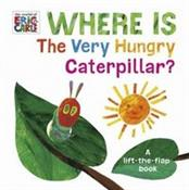 Where is t... - Eric Carle - Ksiegarnia w UK