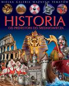 Historia -... - Emilie Beaumont, Christine Sagnier -  Polish Bookstore