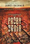 polish book : Próby ogni... - James Dashner