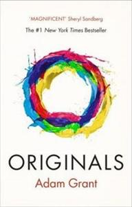 Picture of Originals How Non-Conformists Change the World