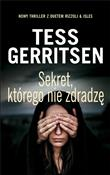 Sekret któ... - Tess Gerritsen -  books in polish