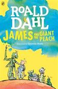 James and ... - Roald Dahl -  books in polish