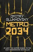 Metro 2034... - Dmitry Glukhovsky -  Polish Bookstore