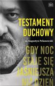 Testament ... - Augustyn Pelanowski -  foreign books in polish