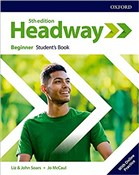 Headway Be... - Liz Soars, John Soars, Jo McCaul -  books in polish