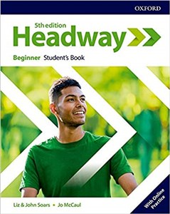 Obrazek Headway Beginner Student's Book with Online Practice