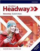 Headway El... - Christina Latham-Koenig, Clive Oxenden, Kate Chomacki -  foreign books in polish