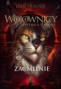 polish book : Zaćmienie ... - Erin Hunter