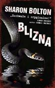polish book : Blizna - Sharon Bolton