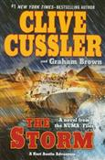 Storm - Clive Cussler, Graham Brown -  books from Poland