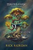 9 z dziewi... - Rick Riordan -  books in polish