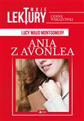 Ania z Avo... - Lucy Maud Montgomery -  foreign books in polish