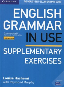 Picture of English Grammar in Use Supplementary Exercises Book with Answers