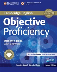 Picture of Objective Proficiency Student's Book with Answers
