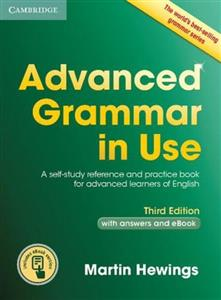 Picture of Advanced Grammar in Use Book with Answers and eBook