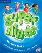 polish book : Super Mind... - Herbert Puchta, Gunter Gerngross, Peter Lewis-Jones
