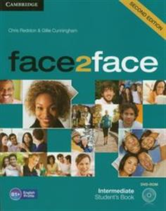 Obrazek face2face Intermediate Student's Book + DVD
