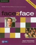 face2face ... - Nicholas Tims, Jan Bell -  books in polish
