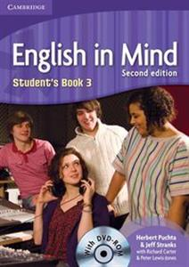 Picture of English in Mind 3 Student's Book with DVD-ROM
